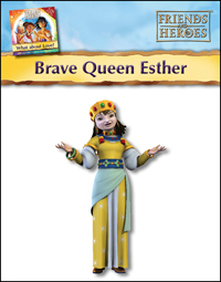 Brave Queen Esther | Children's Animated Bible Stories ...