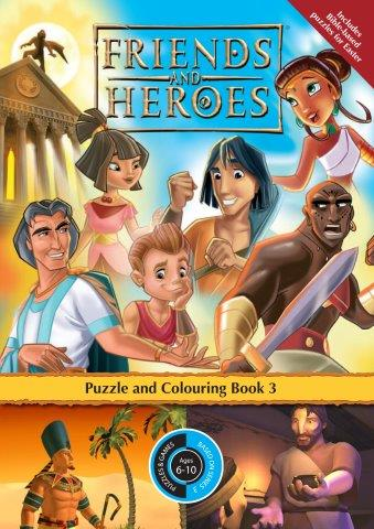 Puzzle Book Series 3