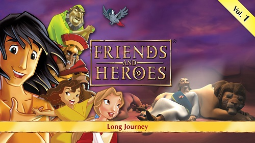 Friends and Heroes Amazon Video Episode 1
