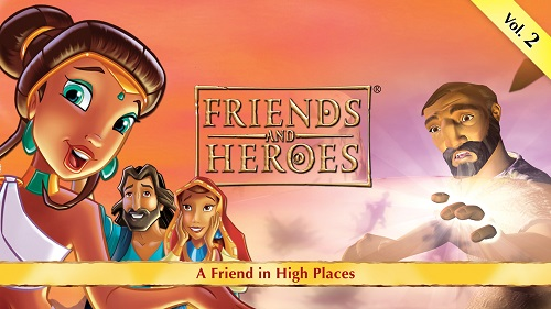 Friends and Heroes Amazon Video Episode 2