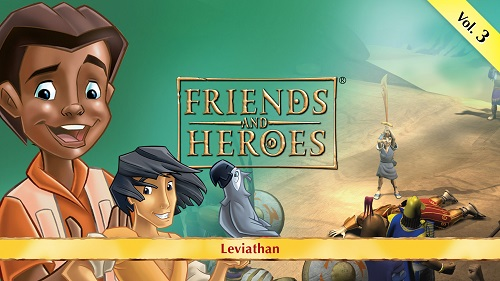 Friends and Heroes Amazon Video Episode 3