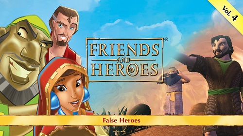 Friends and Heroes Amazon Video Episode 4
