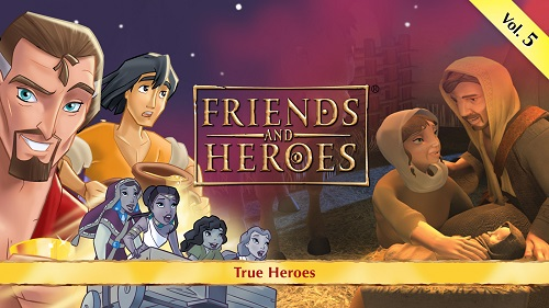 Friends and Heroes Amazon Video Episode 5