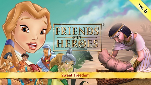 Friends and Heroes Amazon Video Episode 6