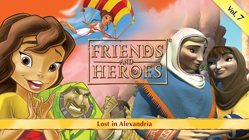 Friends and Heroes Amazon Video Episode 7