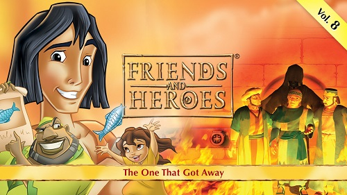 Friends and Heroes Amazon Video Episode 8