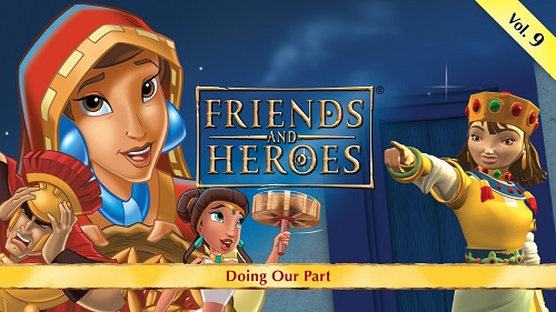 Friends and Heroes Amazon Video Episode 9
