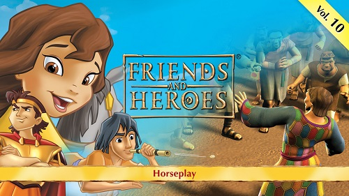 Friends and Heroes Amazon Video Episode 10