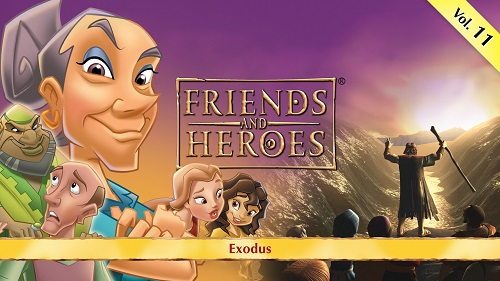 Friends and Heroes Amazon Video Episode 11
