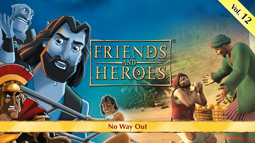 Friends and Heroes Amazon Video Episode 12