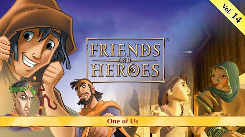 Friends and Heroes Amazon Video Episode 14