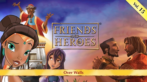 Friends and Heroes Amazon Video Episode 15