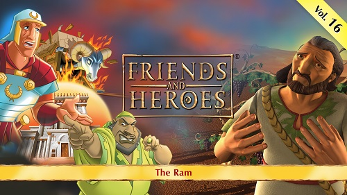 Friends and Heroes Amazon Video Episode 16