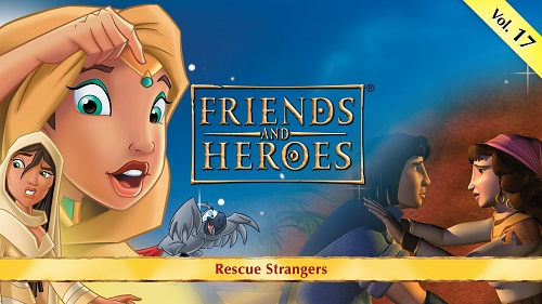 Friends and Heroes Amazon Video Episode 17