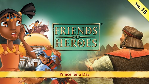 Friends and Heroes Amazon Video Episode 18