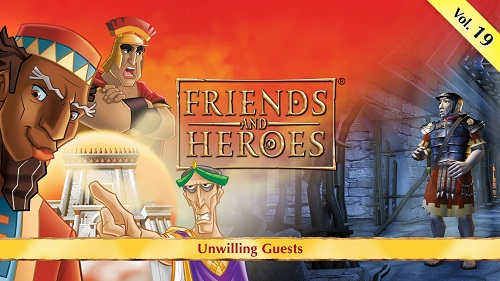Friends and Heroes Amazon Video Episode 19