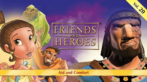 Friends and Heroes Amazon Video Episode 20