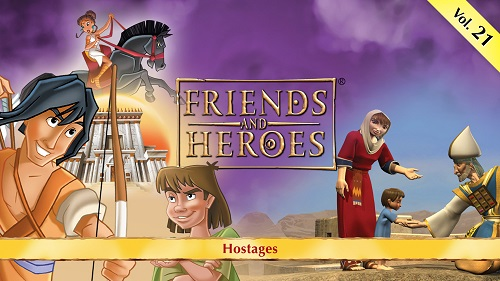 Friends and Heroes Amazon Video Episode 21