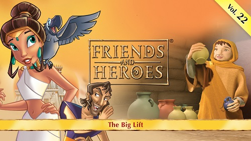 Friends and Heroes Amazon Video Episode 22