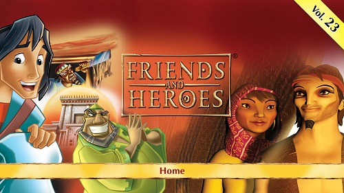 Friends and Heroes Amazon Video Episode 23