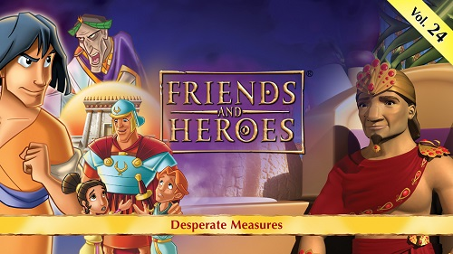 Friends and Heroes Amazon Video Episode 24