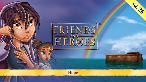 Friends and Heroes Amazon Video Episode 26
