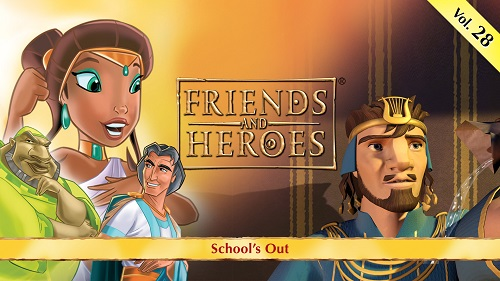 Friends and Heroes Amazon Video Episode 28
