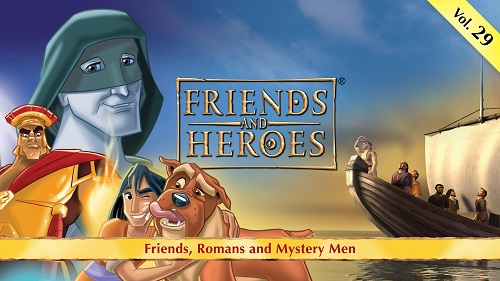 Friends and Heroes Amazon Video Episode 29
