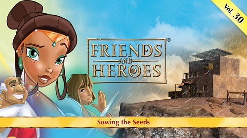Friends and Heroes Amazon Video Episode 30