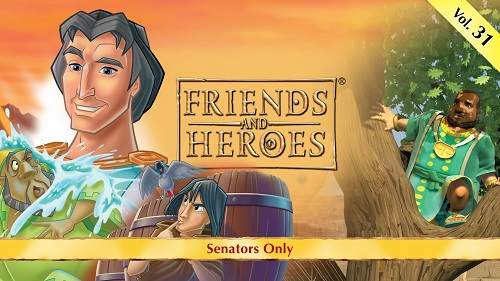 Friends and Heroes Amazon Video Episode 31