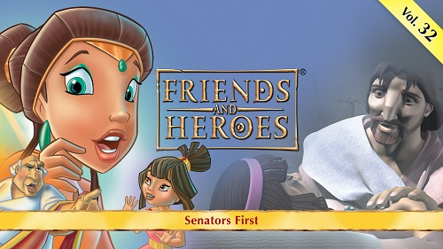 Friends and Heroes Amazon Video Episode 32