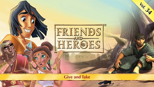 Friends and Heroes Amazon Video Episode 34