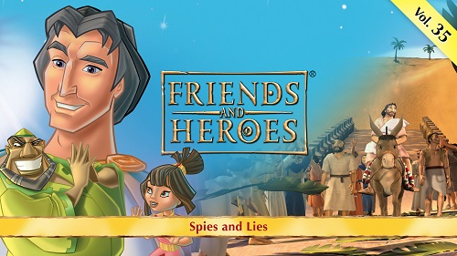 Friends and Heroes Amazon Video Episode 35