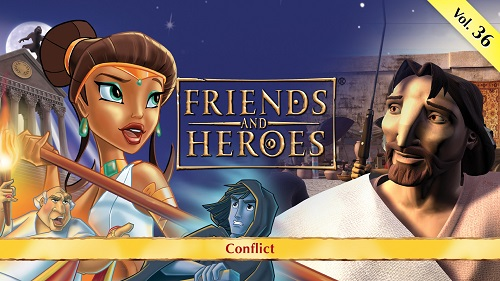Friends and Heroes Amazon Video Episode 36