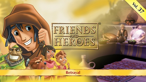 Friends and Heroes Amazon Video Episode 37