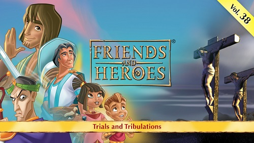 Friends and Heroes Amazon Video Episode 38
