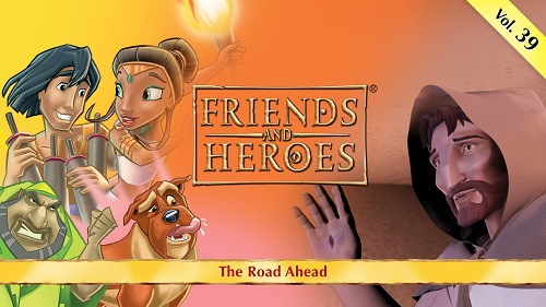 Friends and Heroes Amazon Video Episode 39