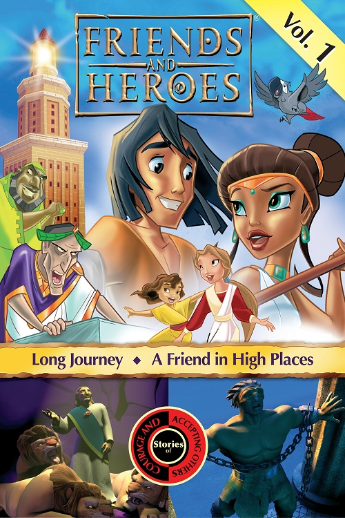 Friends and Heroes iTunes Volume 1