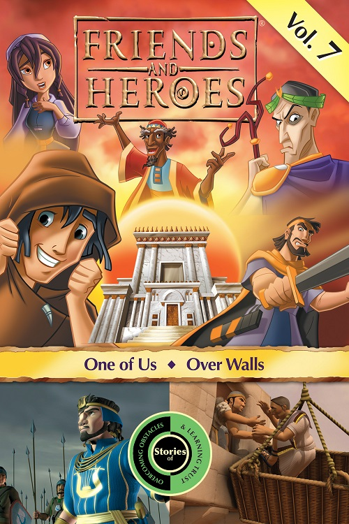 Friends and Heroes iTunes Volume 7