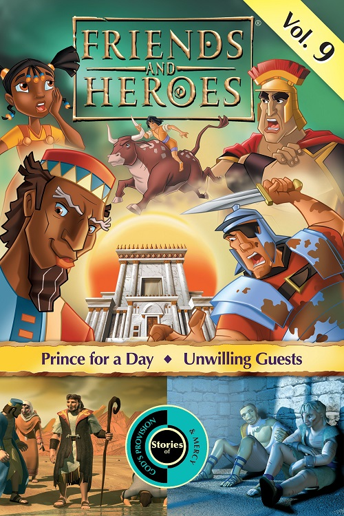 Friends and Heroes iTunes Volume 9