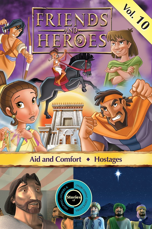 Friends and Heroes iTunes Volume 10