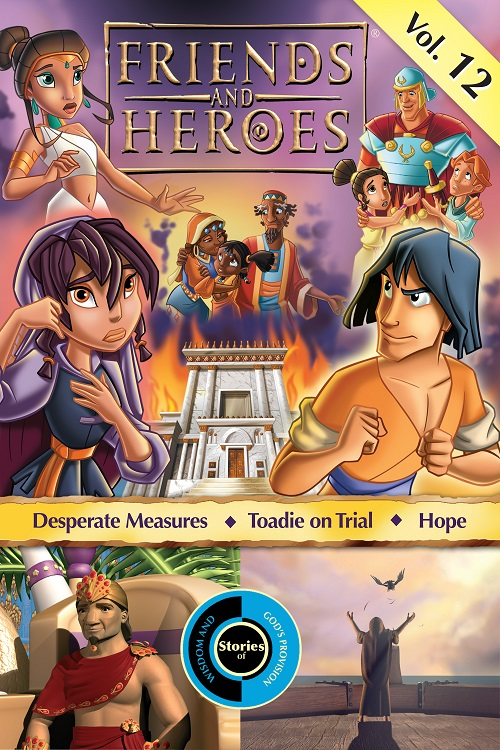 Friends and Heroes iTunes Volume 12