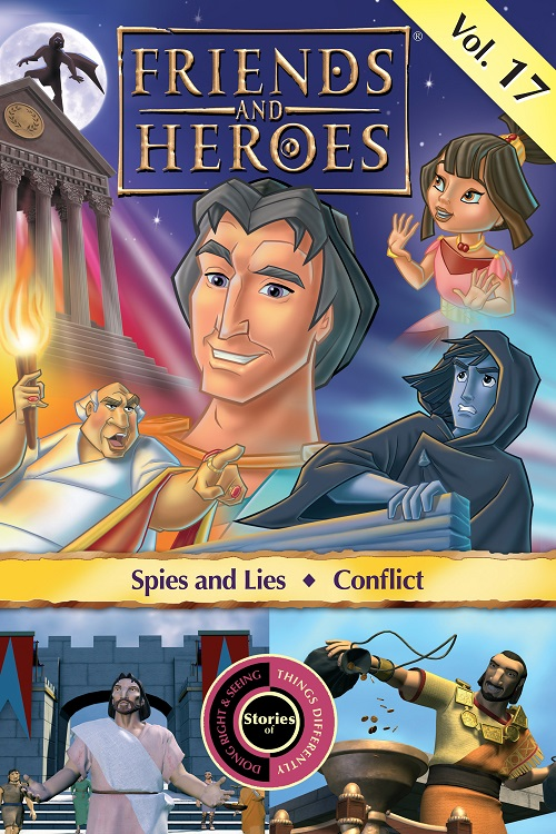 Friends and Heroes iTunes Volume 17