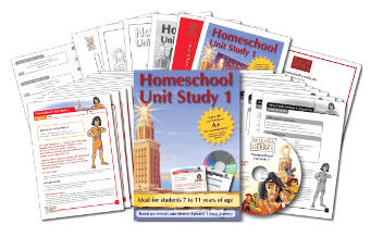 Homeschool materials