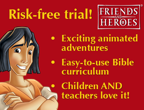 Friends and Heroes Risk-free Trial