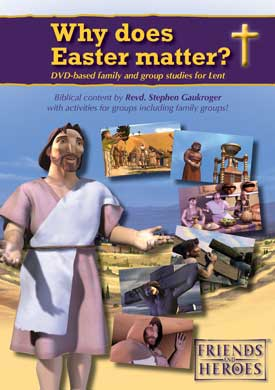 Why does Easter matter - cover image