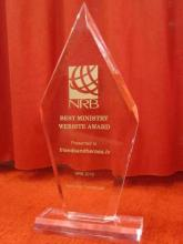 Children's Website receives first of two Awards at NRB 2010