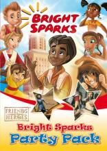 Friends and Heroes Bright Sparks Party Pack released!