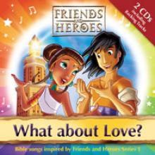 What about Love? cover